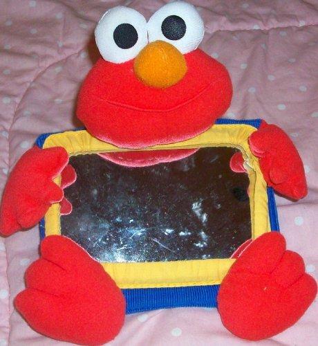 Sesame Street Elmo Baby Crib Mirror Toy