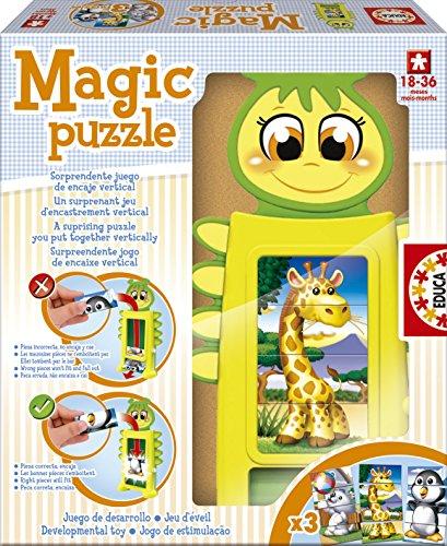 Magic Puzzle- Educa Baby Games