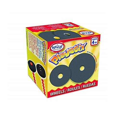 Popular Play Things Popular Playthings Playstix Wheels Kit 90031 parallel import goods