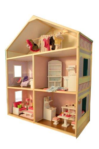 Sweet Bungalow Dollhouse