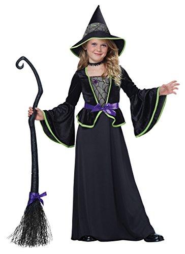 California Costumes Classic WitchChild Costume One Color Medium
