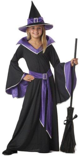 Incantasia the Glamour Witch Child Costume Child Large 10-12