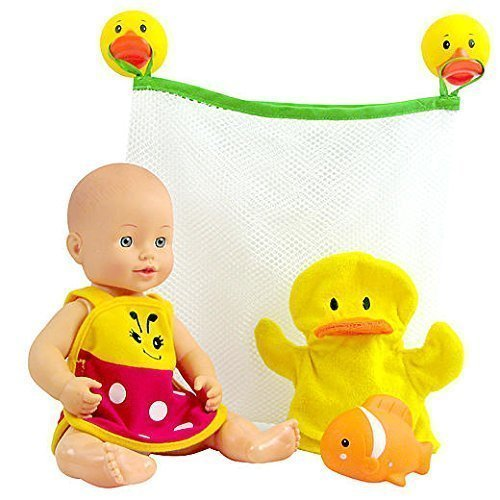 Baby n Fun 13 Baby Doll Bath Set