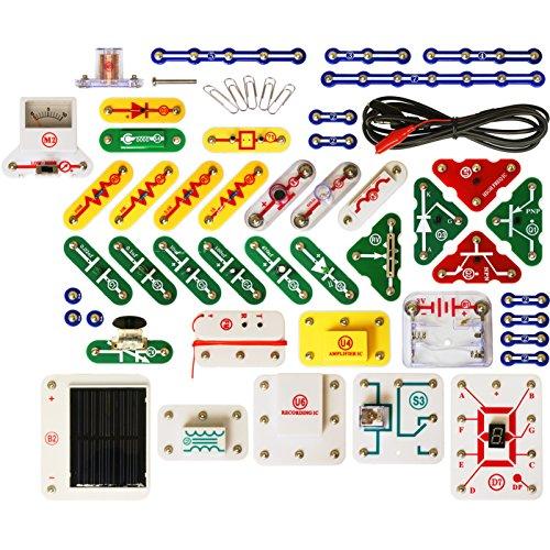 Snap Circuits UC-60 Upgrade Kit SC-100 to SC-750