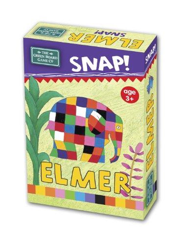 Green Board Games Elmer Snap