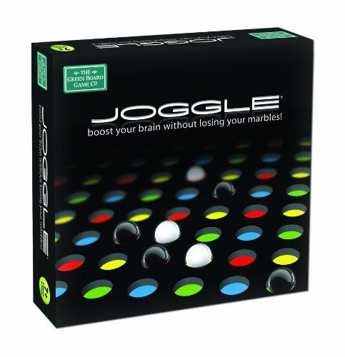 Green Board Games Joggle Game