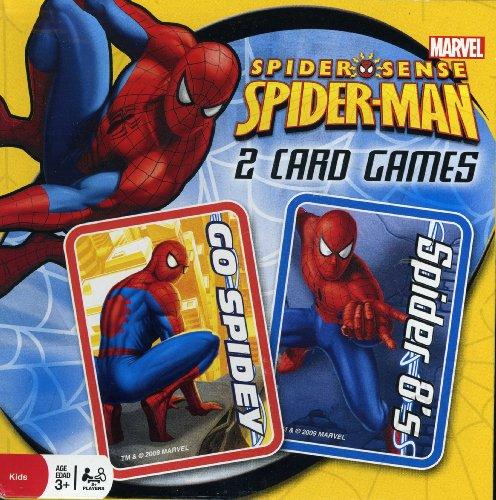 Go Spidey Spider 8s Spiderman Card Games