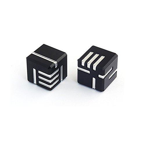 AKO DICE Type 1 Box Set Of 2 - Black