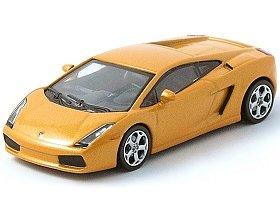 AUTOart 164 model car Lamborghini Gallardo Orange japan import