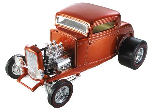 Mattel Hot Wheels 118 Ford Coupe 3 - Orange
