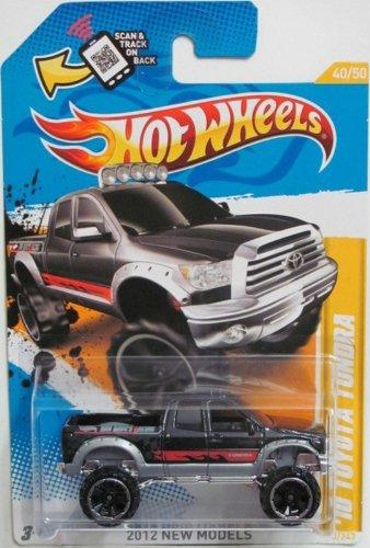 Hot Wheels 2012 New Models 40  50 040 10 Toyota Tundra Bro Daves Racing Tampos