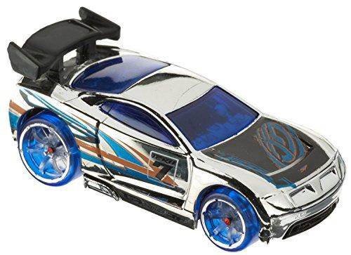 Hot Wheels AcceleRacers Stripped Metal Series Power Rage
