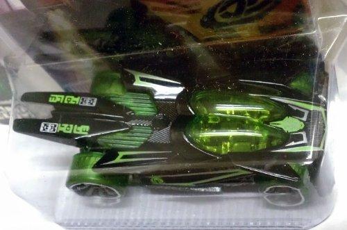 RD-02 Die-Cast Car  Hot Wheels AcceleRacers  RACING DRONES 2 of 9  2004