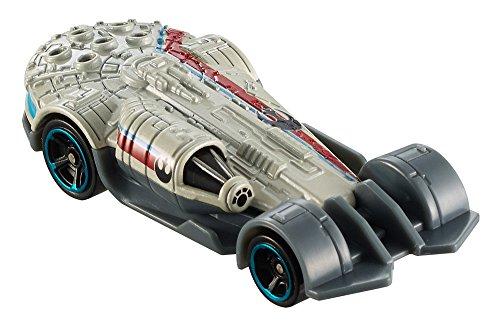Hot Wheels Star Wars Millennium Falcon Carship Vehicle