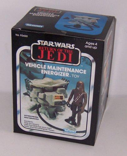Star Wars Vehicle Maintenance Energizer Kenner 1982