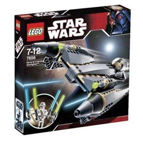LEGO  StarWars General Grievous Starfighter