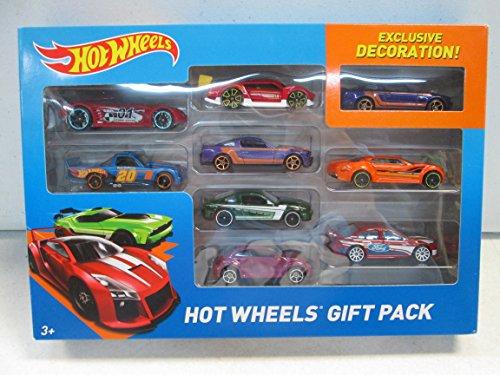 2014 Mattel Hot Wheels Gift Pack 9 purple car worange detail
