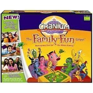 Cranium Family Fun Game