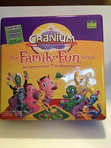 Cranium the Family Fun Game