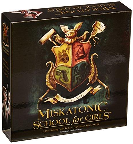 Miskatonic School for Girls Game