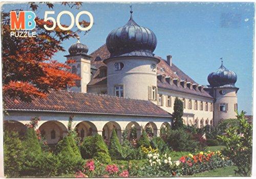 Hohenreid Castle Germany 500 piece Vintage puzzle