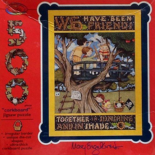 Mary Engelbreit Corkboard 500 Piece Vintage Puzzle We Have Been Friends