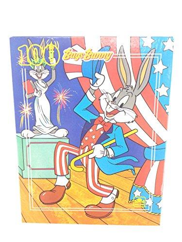 Vintage 1990 Warner Bros 100 Piece Bugs Bunny Puzzle