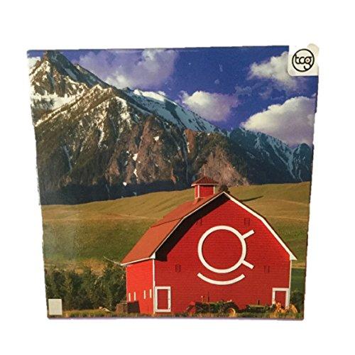 Qiyun Regal Sure Lox 1500 Piece Barn Puzzle New in Box Seales UPC 686141080127