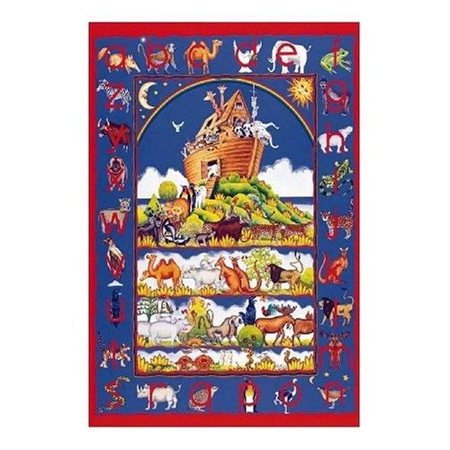 Sunsout Animal Alphabet Floor 48 Piece Jigsaw Puzzle