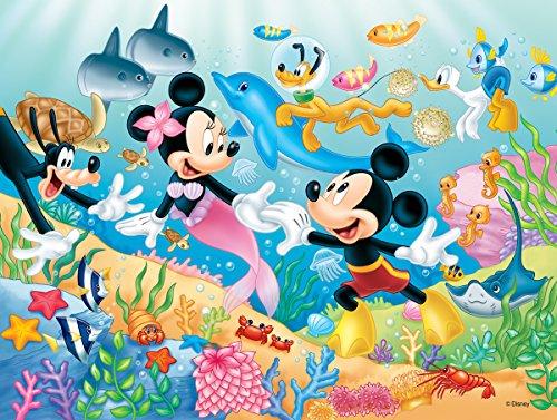 おyogou and 48 piece 3D magic jigsaw puzzle Disney fish Lenticular