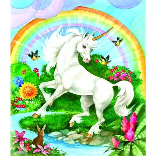 Unicorn a 200-Piece Jigsaw Puzzle by Sunsout Inc