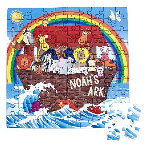 Amazing 100 Piece Noahs Ark Jigsaw Puzzle