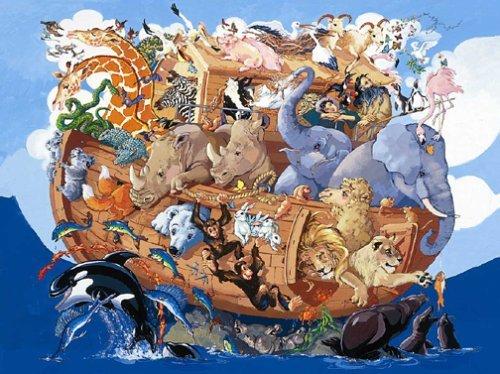 Noahs Ark Jigsaw Puzzle 60pc by Ravensburger