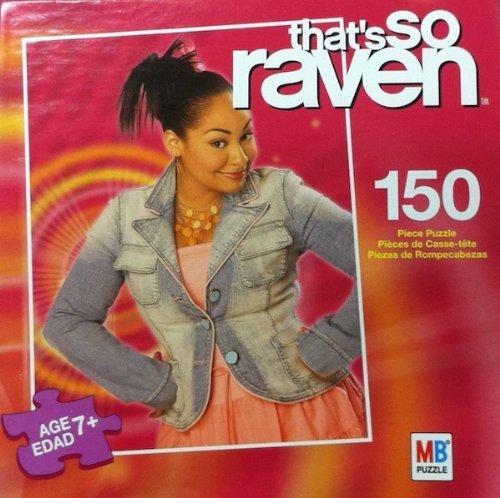 Disney Thats So Raven 150 Piece Jigsaw Puzzle - Raven in Denim Jacket