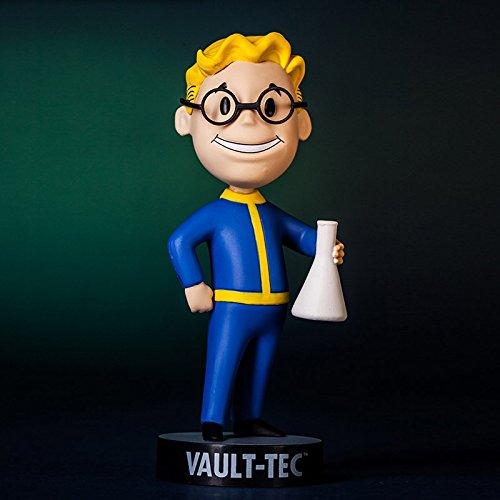Fallout 3 Vault Tec Pip Boy Science Bobblehead Figure Toy - 5
