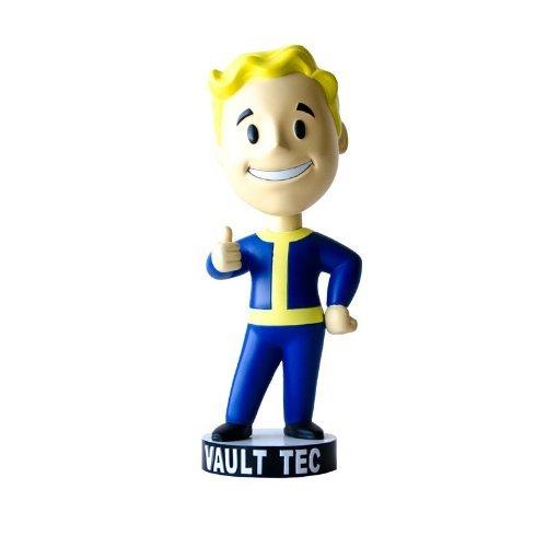 Fallout 3 Vault Tec Pip Boy Thumbs Up Bobblehead Figure Toy - 7