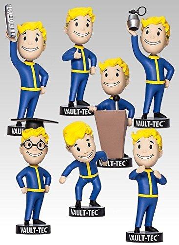 Fallout 4  Vault Boy bobblehead 111 Series 2 seven set