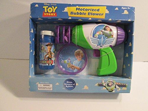 Toy Story Motorized Bubble Blower