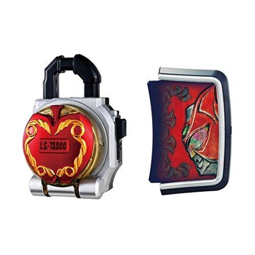 Bandai Kamen Rider Gaim DX Forbidden Ringo Apple Lock Seed Idunn Face Plate Set