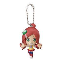 Bandai Puyo Puyo Quest Mascot Gashapon Keychain Figure ~15 - Andou Ringo