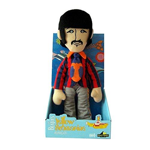 Factory Entertainment The Beatles Yellow Submarine Ringo Starr Plush Figure