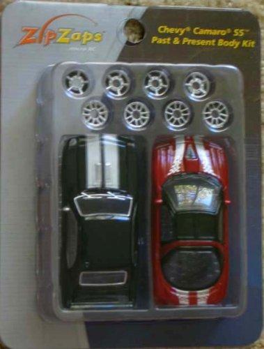 ZipZapsMicro RC Chevy Camaro SS Past Present Body Kit