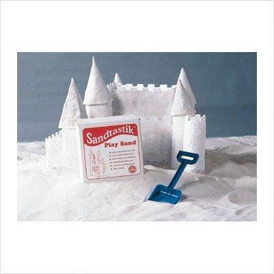 Sandtastik 25 Lb Box - White Play Sand
