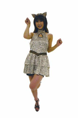 Panther Girl Apron japan import