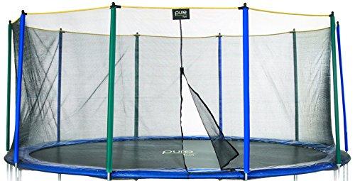 Pure Fun 15-Foot Trampoline Enclosure