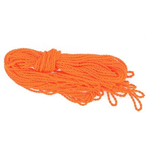 Haibei 10 Polyester Yoyo Strings Orange Yo-yo String 41 Inch