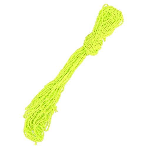 Haibei 10 Polyester Yoyo Strings Yellow Yo-yo String 41 Inch