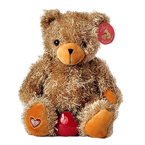 MBHB - Tan Teddy Bears Stuffed Animal w 20 sec Voice Recorder - Tan Bear