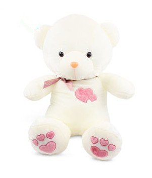 Cute teddy bear 2-color 60cm bear stuffed bear  pillow  bear stuffed toy  gift  event  celebration  fluffy stuffed