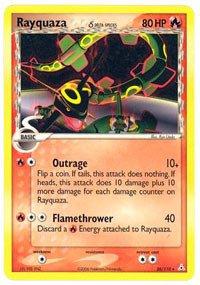 Pokemon - Rayquaza 26 - EX Holon Phantoms